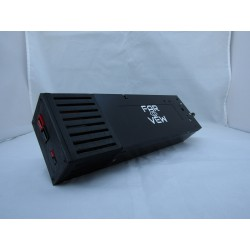 Ham Radio Edition Power Supply Adapter Far Vew