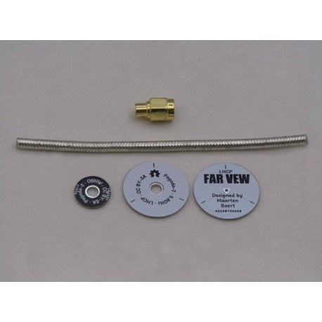 Pagoda-2 Omni Antenna LHCP Kit