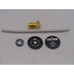 Pagoda-2 Omni Antenna RHCP Kit