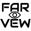 Far Vew Logo Sticker