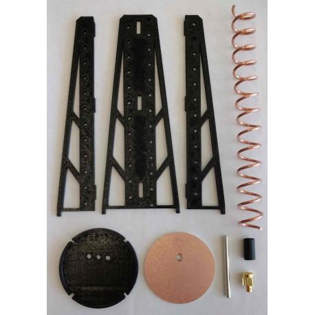 12 Turn Helical Kit